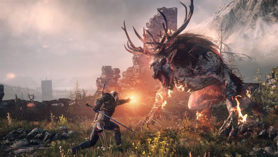 The Witcher 3 Port