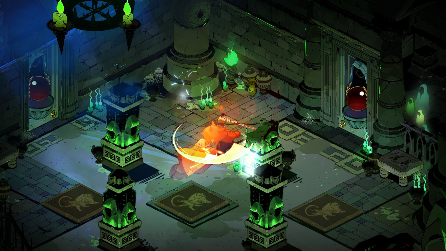 Supergiant New Cross-Platform Game Engine for Hades